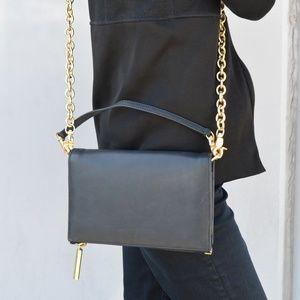 Dagne Dover Clutch Wallet Crossbody Bag